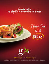 Green Restaurant 3 by gustavitos