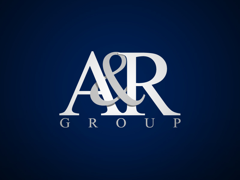 logo AyR Group by gustavitos