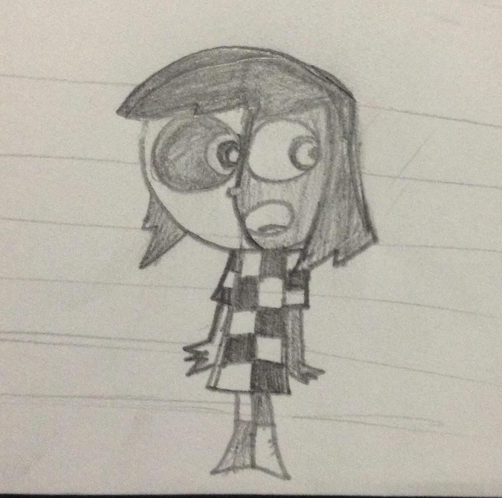 Checkered Mary by AssassinJ2