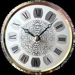 Clock render png stock