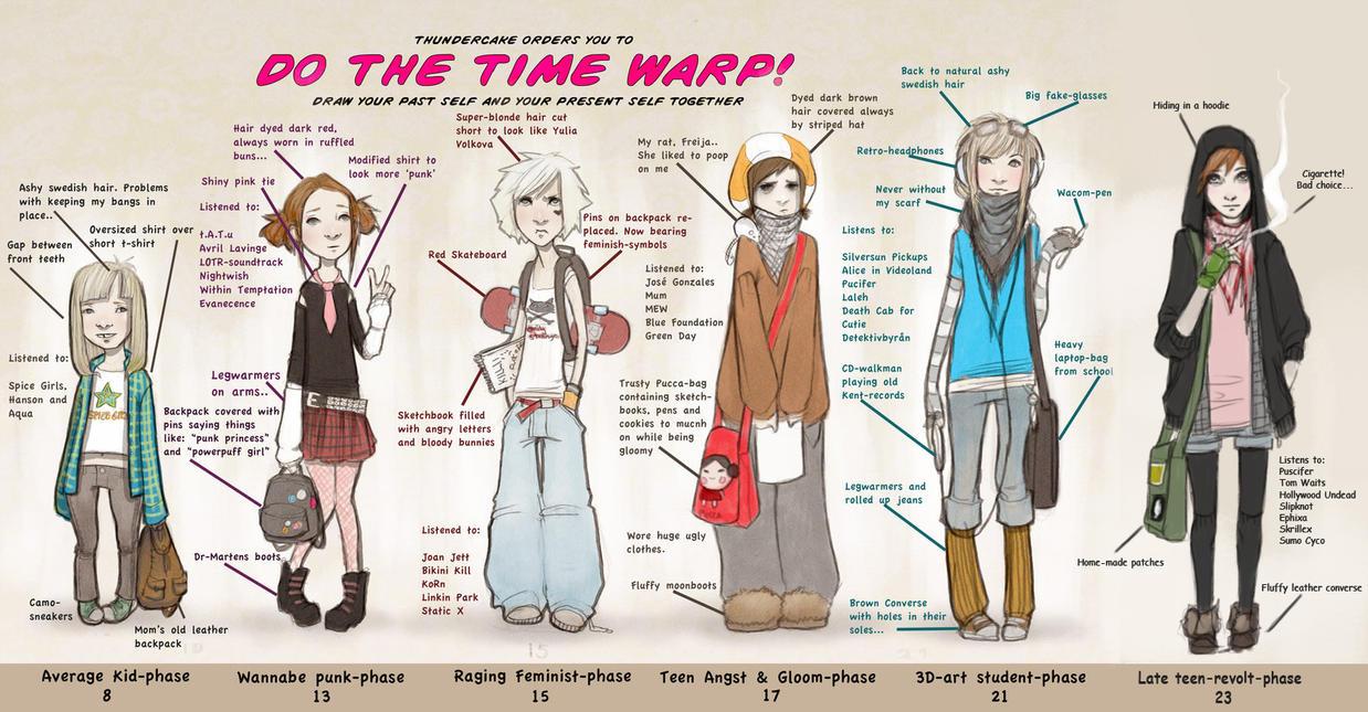 My Timewarp by enmi