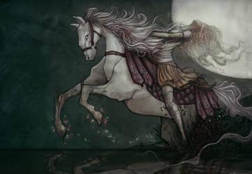 Into dark waters by enmi