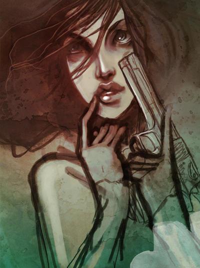 Tween my Gun n' my Pistol
