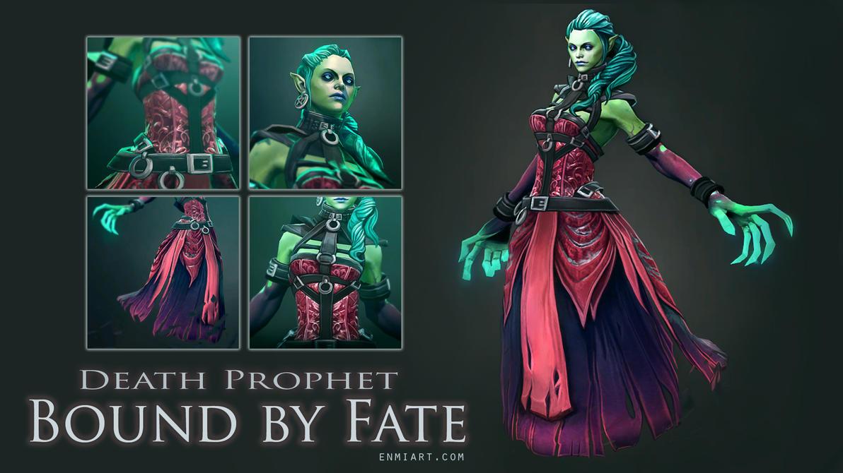 Bound by Fate - DOTA2 set by enmi