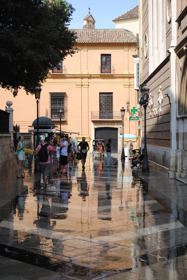 mirror street by Melethiel-di-Benoy