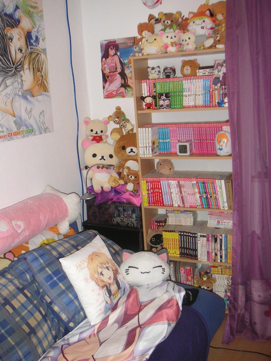 otaku room by jigokushoujoluna on deviantart