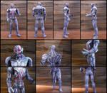 Marvel - Ultron (Avengers AoU) Papercraft