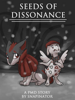 Seeds of Dissonance: Cover