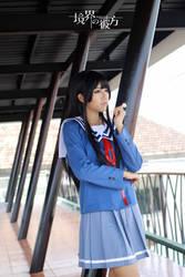Nase Mitsuki ( Kyoukai No Kanata ) by ekamariani