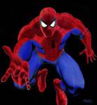 Spiderman Classic Pose