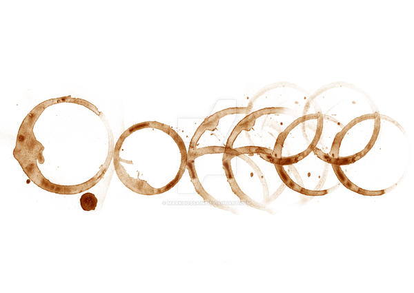 Coffee Stain Typeface