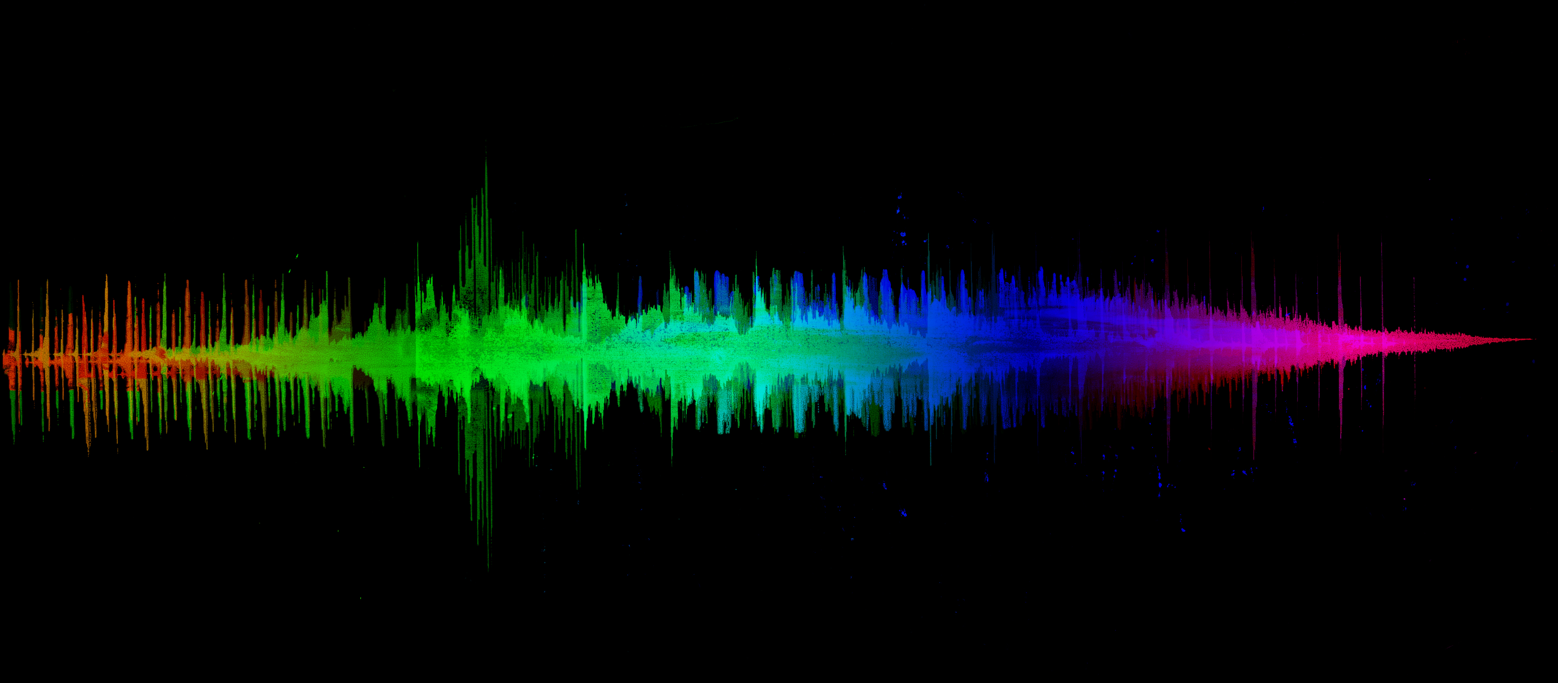 how to make a model of a sound wave