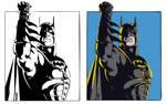 Batman Returns Vector Art