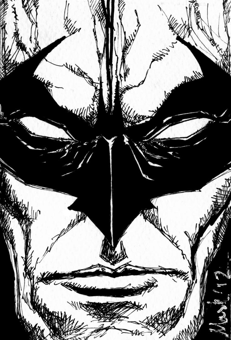Batman Ink by markhossain