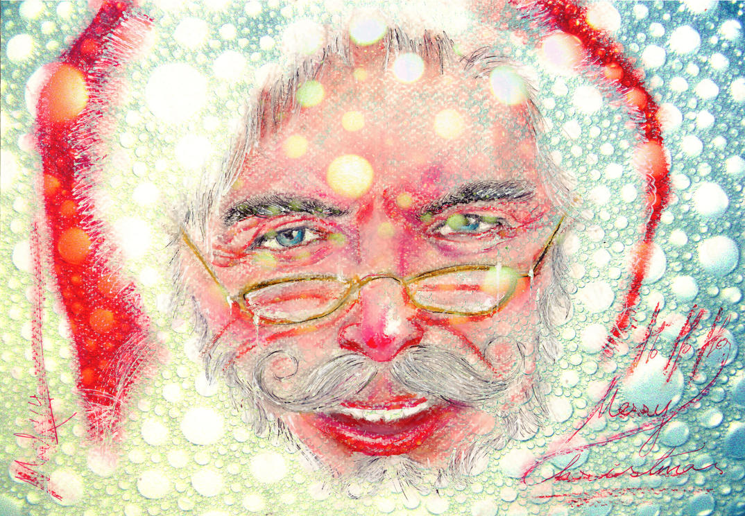 Santa Claus is coming to town! by markhossain