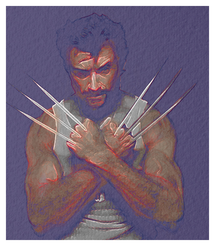 Wolvie by markhossain