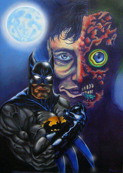 Batman Muscle by markhossain on DeviantArt