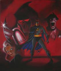 Batman : Mask of the Phantasm