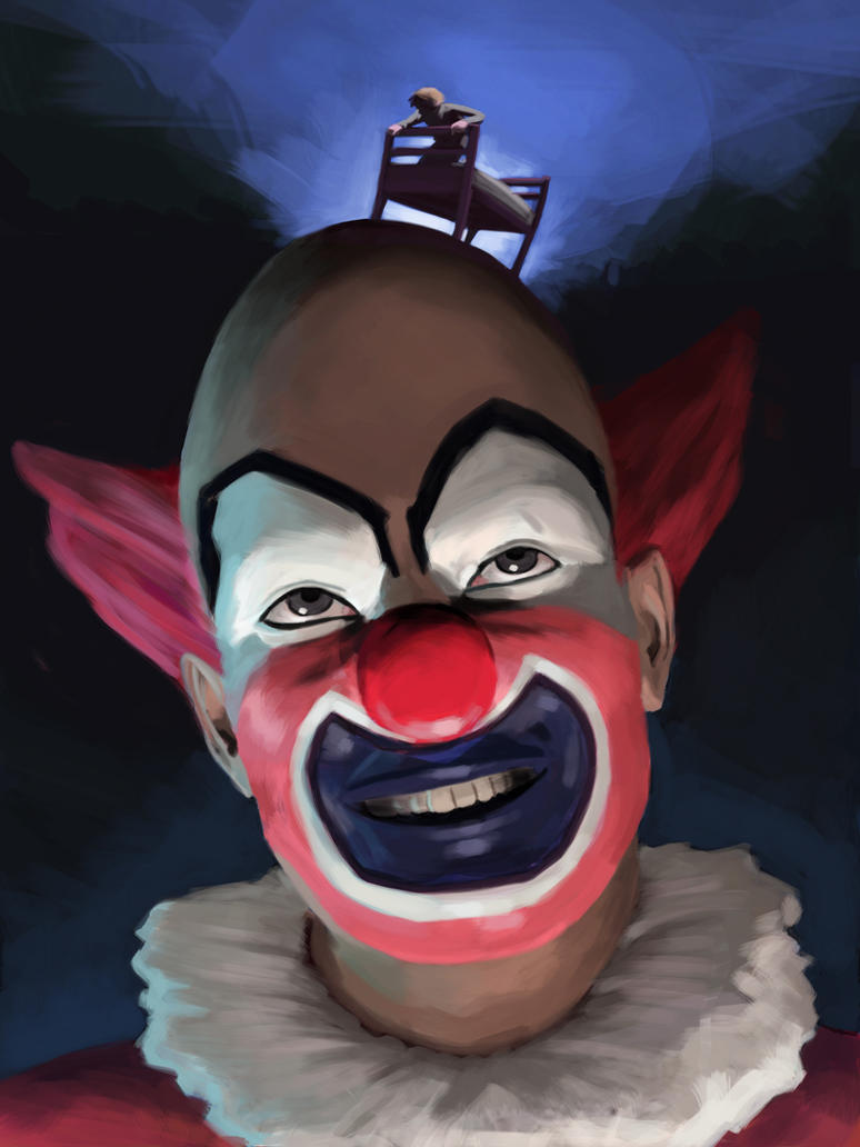 evil clown under bed www imgkid com the image kid has it