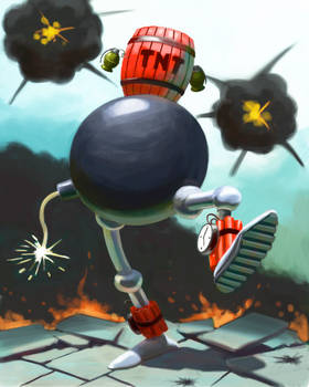 Walking Bomb