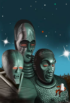 The Afronaut