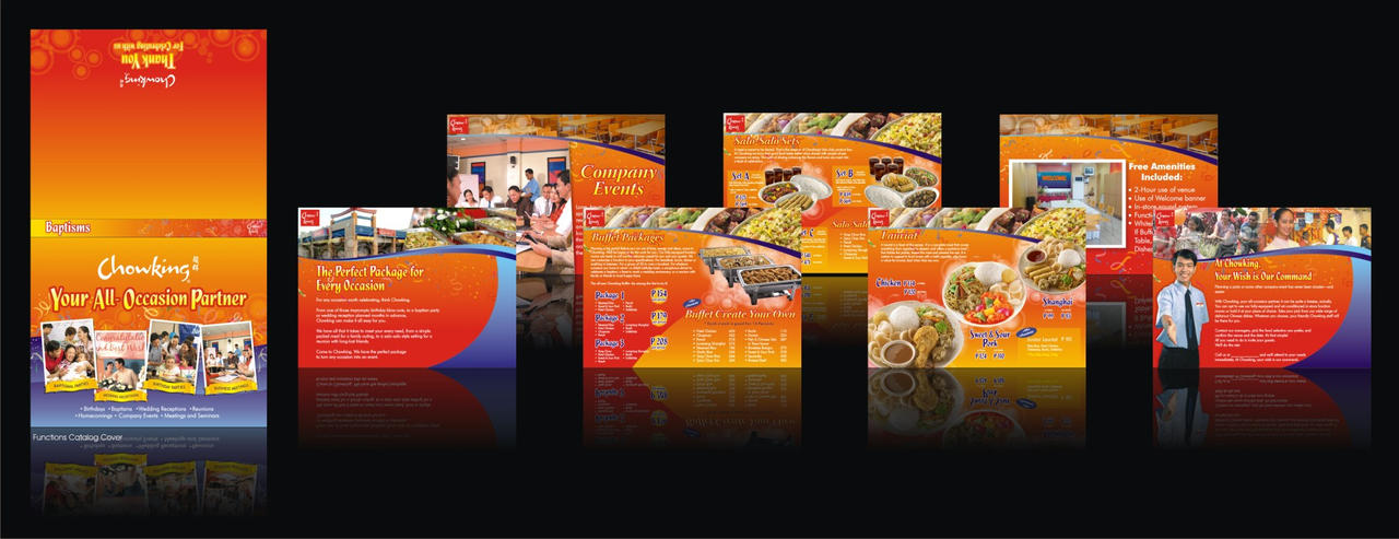 recommendation of chowking company