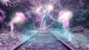 Dream Sea Train by cryhhd