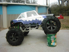 savage side tire on can by commonXenemy