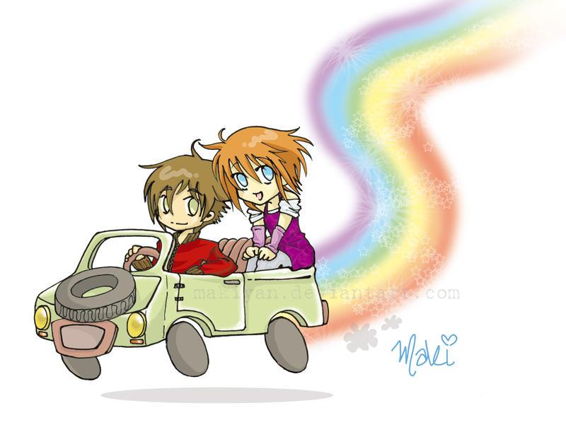 CyM :: en coche by makiyan
