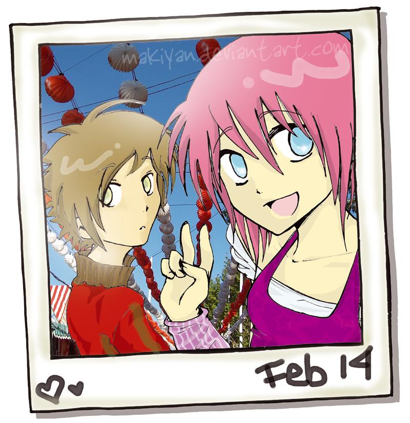 CyM :: valentines by makiyan