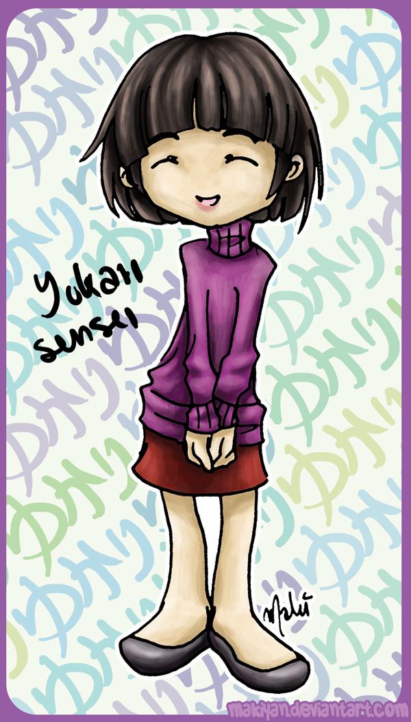 yuKAri by makiyan