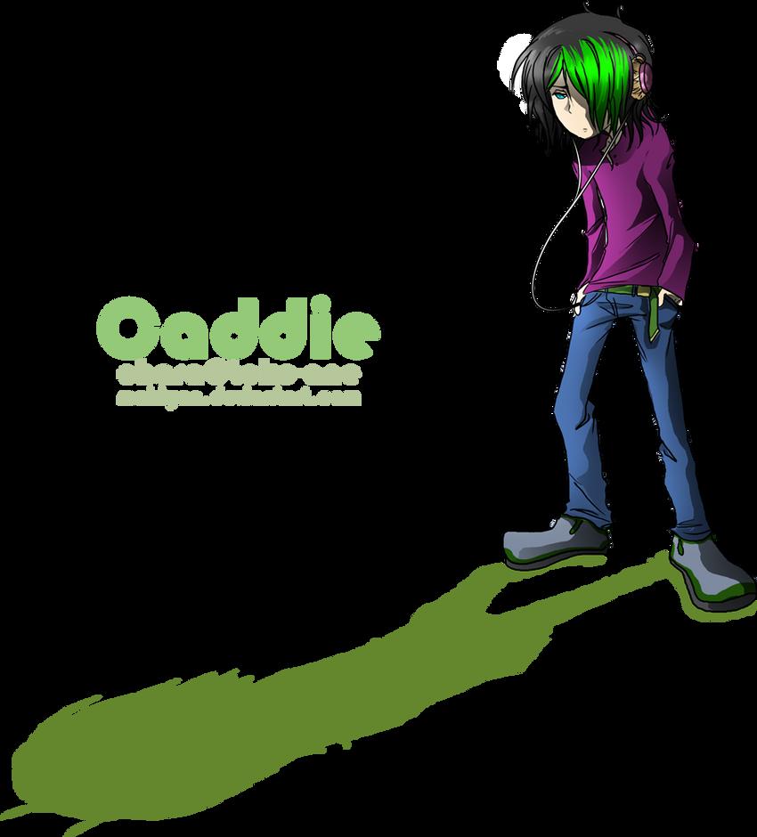 + caddie + by makiyan