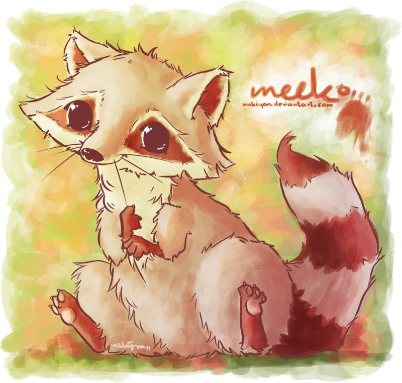 meeko :: by makiyan