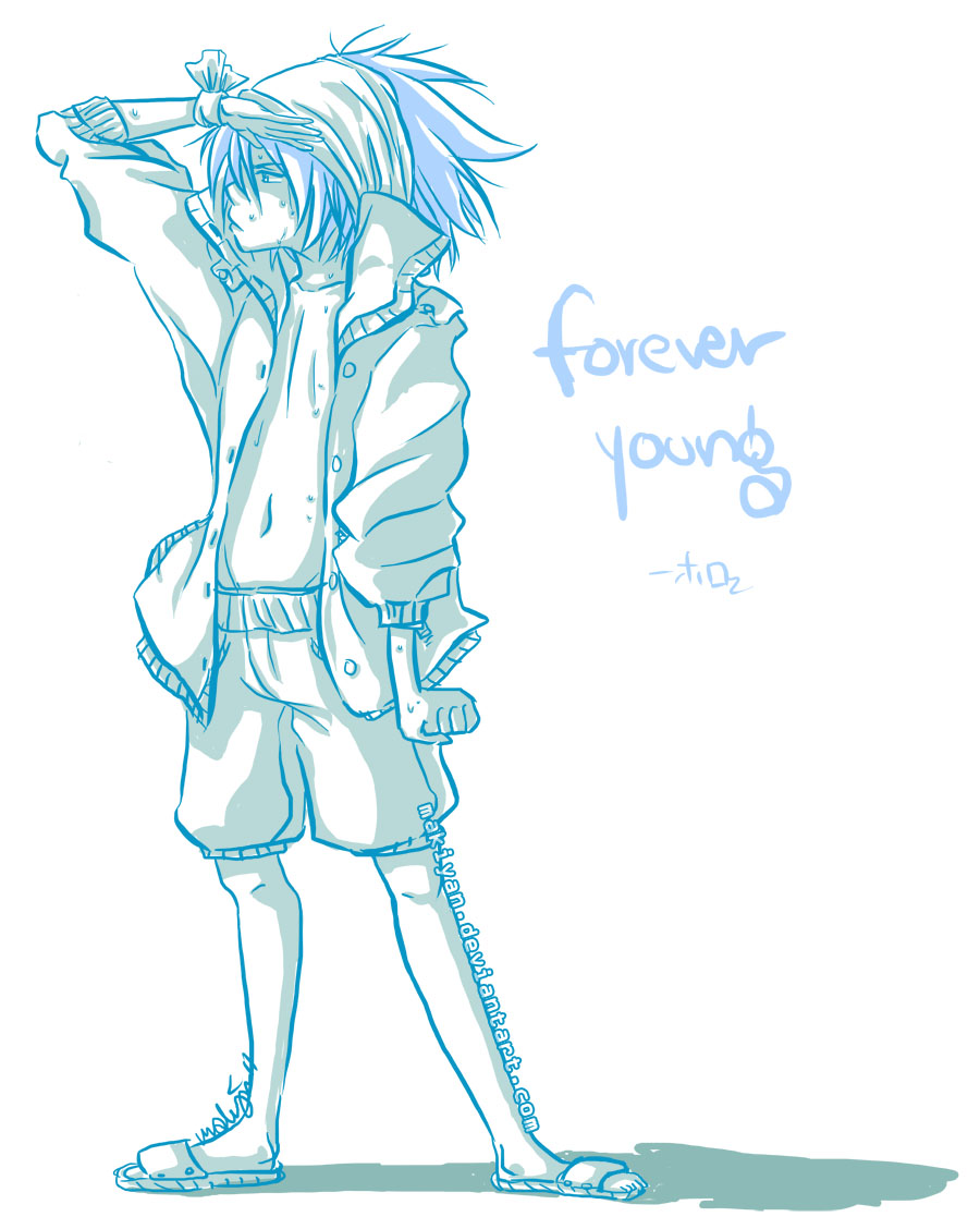 forever young :: by makiyan
