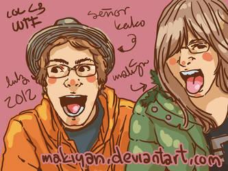 mana wubs mano :: by makiyan