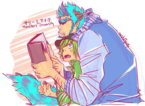 MU : tutor by makiyan