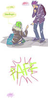 MU in which sulley loses his cool by makiyan