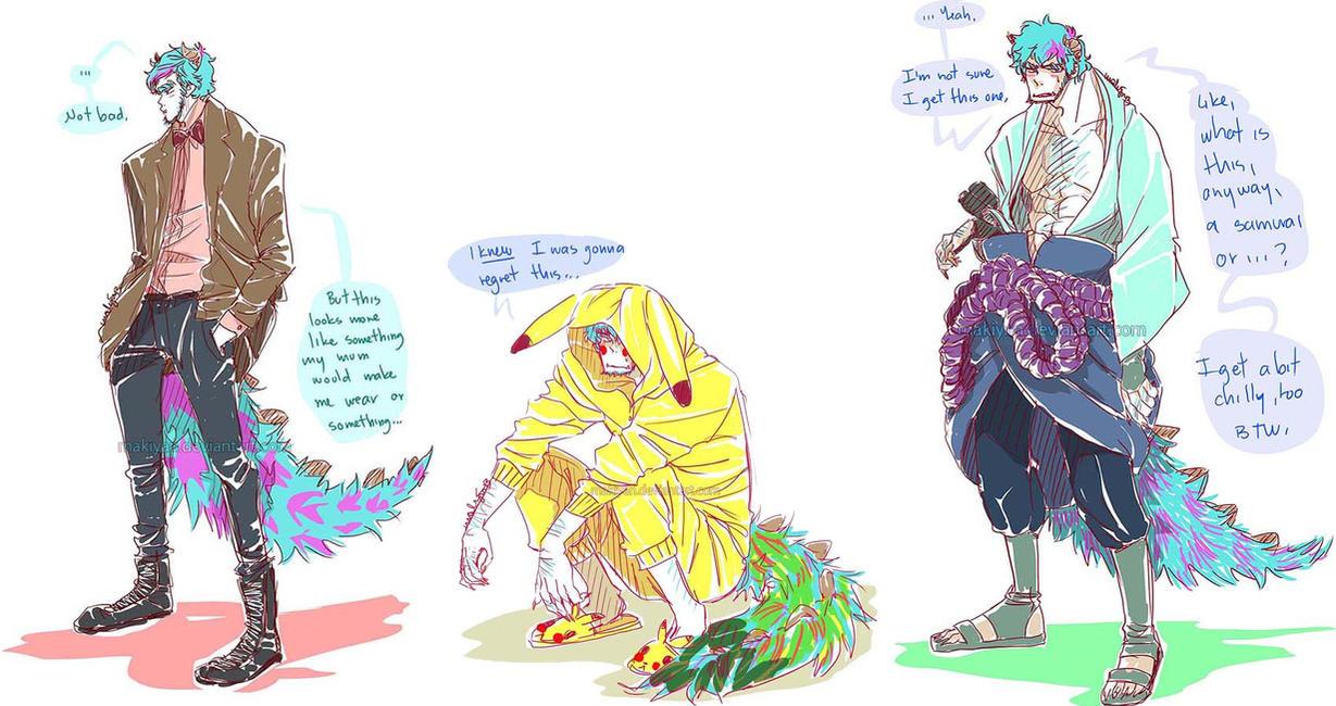 MU :: Halloween Sulley...kinda :: CONTEST :: By Makiyan On