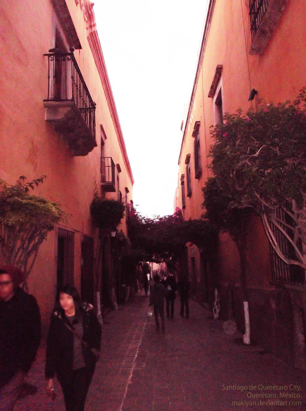 Queretaro City Downtown :: 1 by makiyan