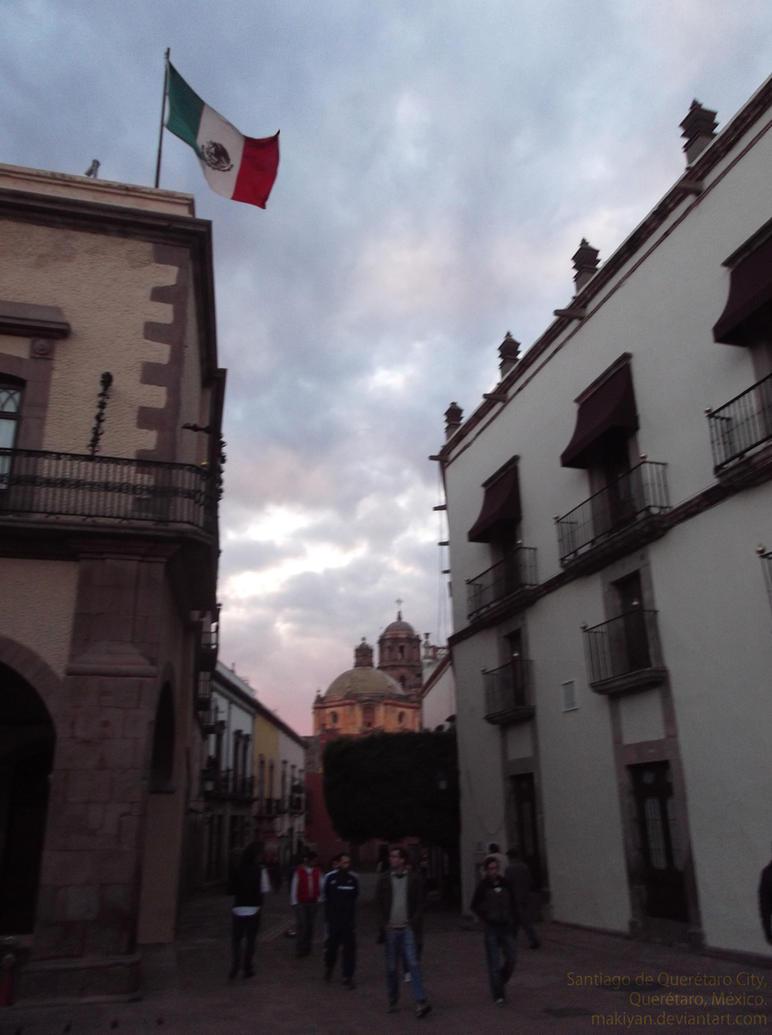 Queretaro City Downtown :: 2 by makiyan