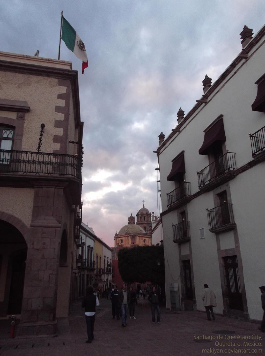 Queretaro City Downtown :: 3 by makiyan