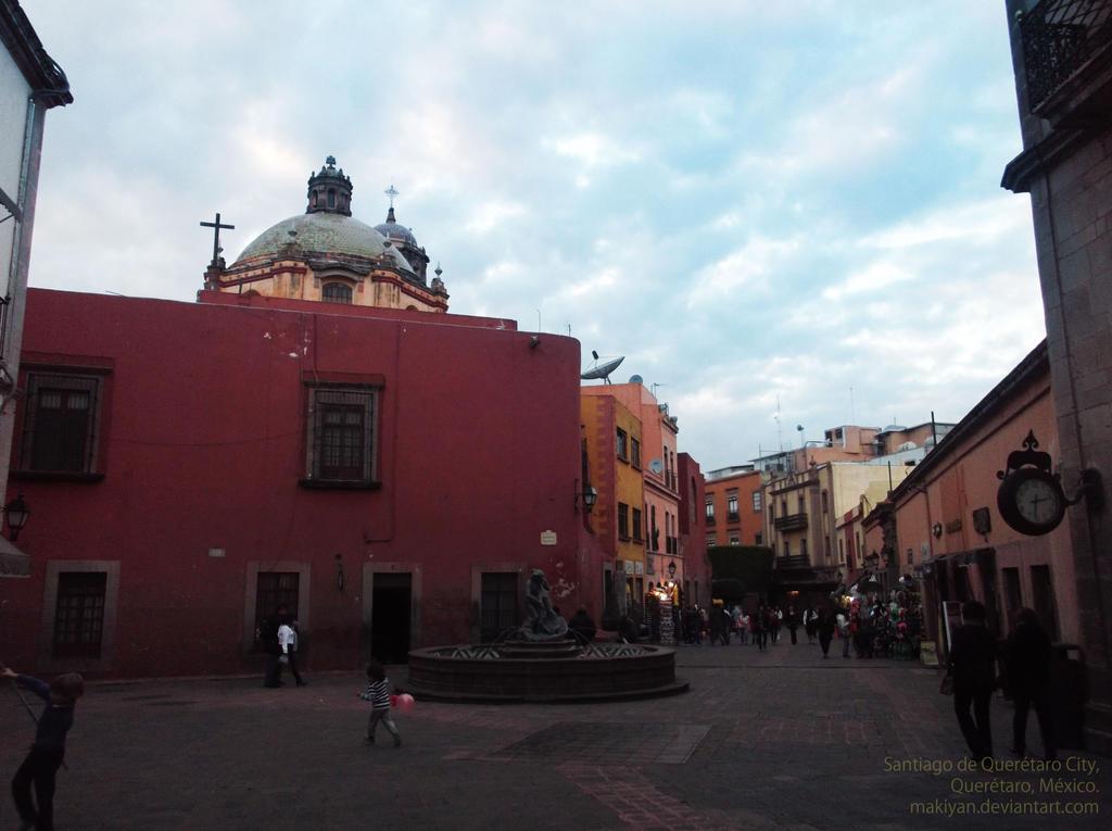 Queretaro City Downtown :: 4 by makiyan
