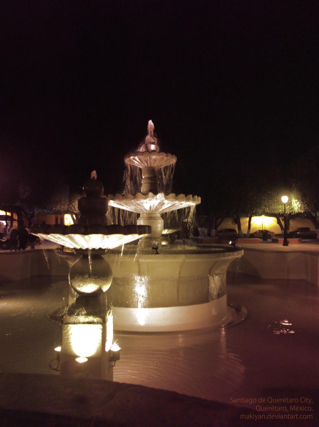 Queretaro City Downtown :: Jardin Guerrero 2 by makiyan