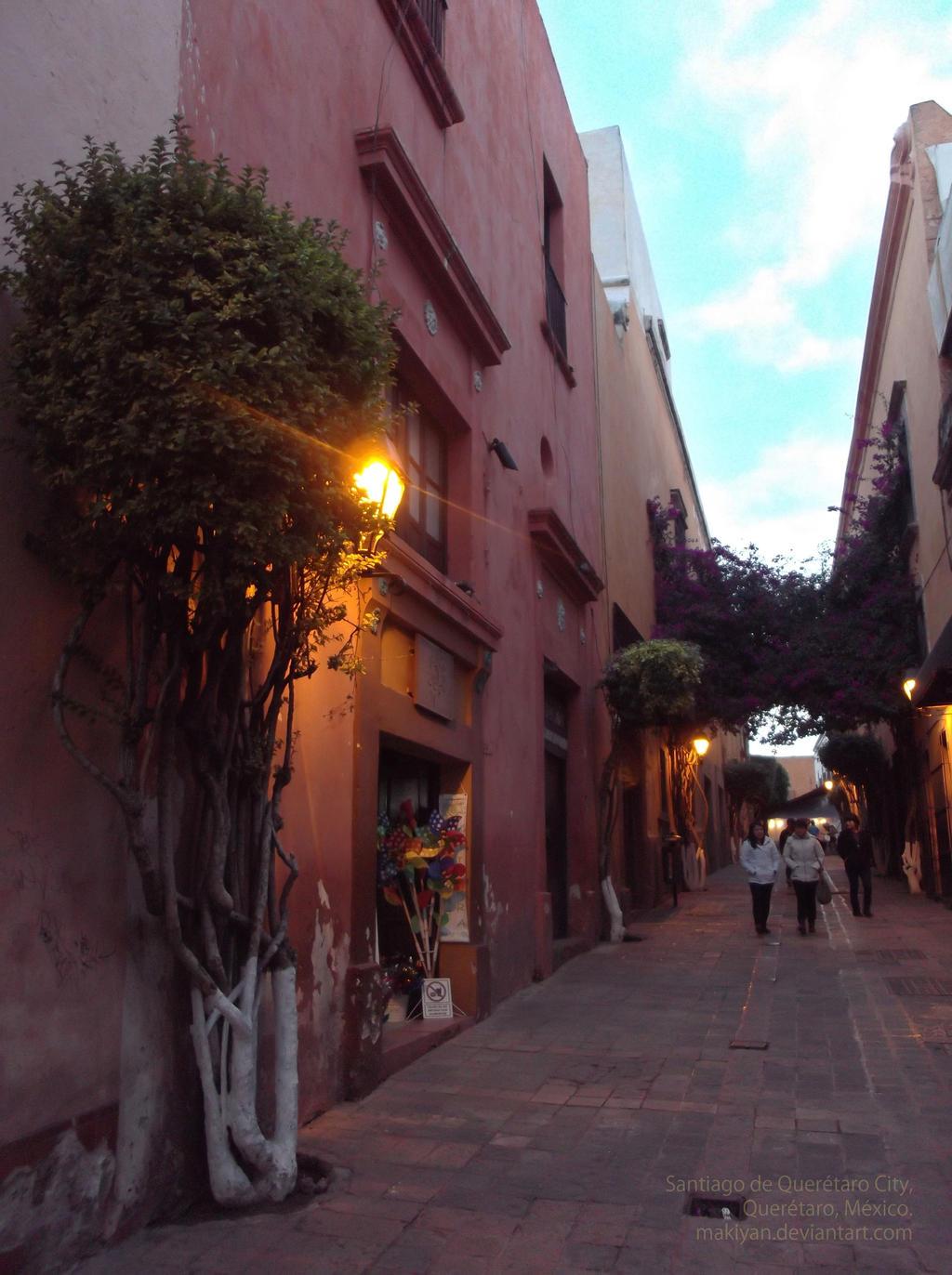 Queretaro City Downtown :: 7 by makiyan