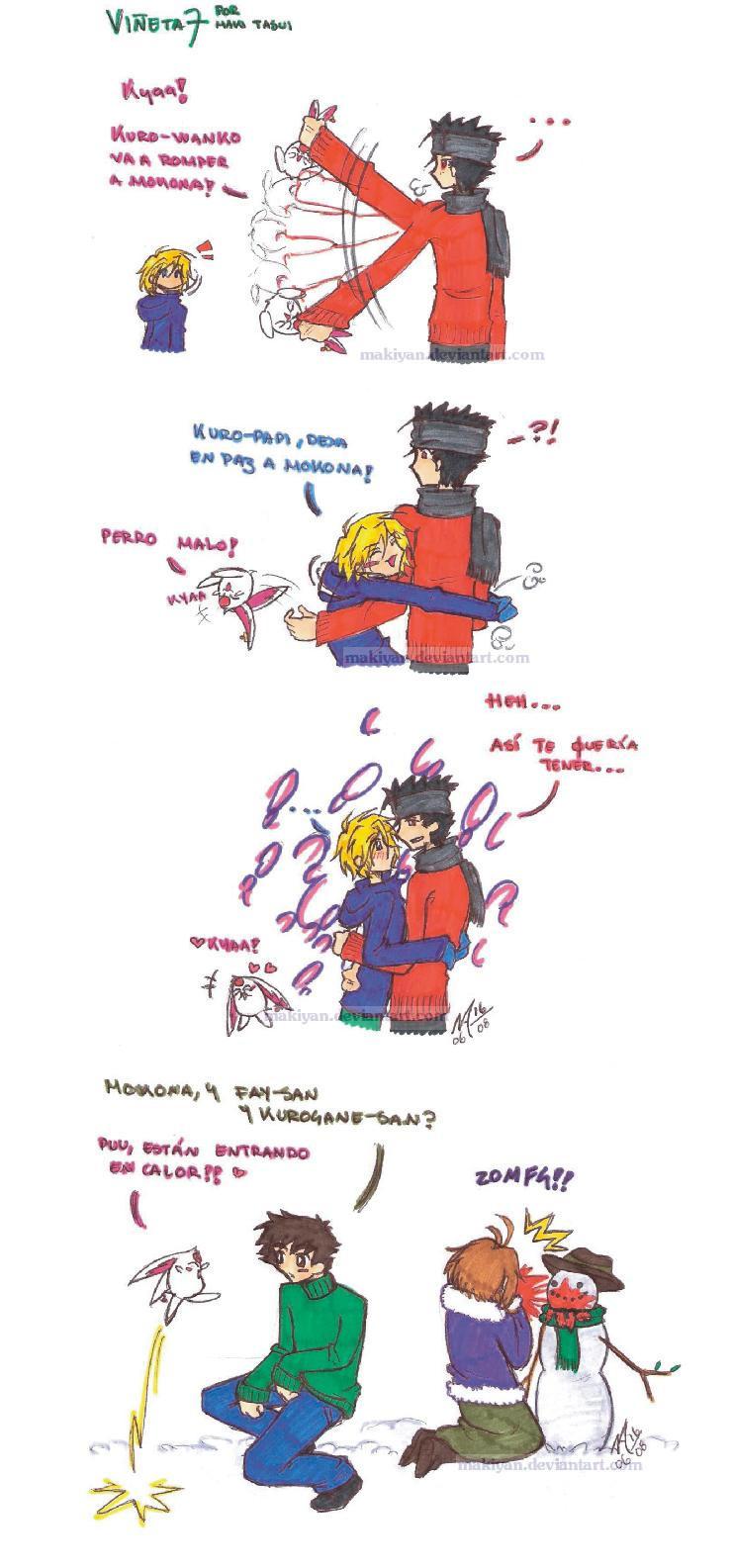 Vinieta 7 by makiyan