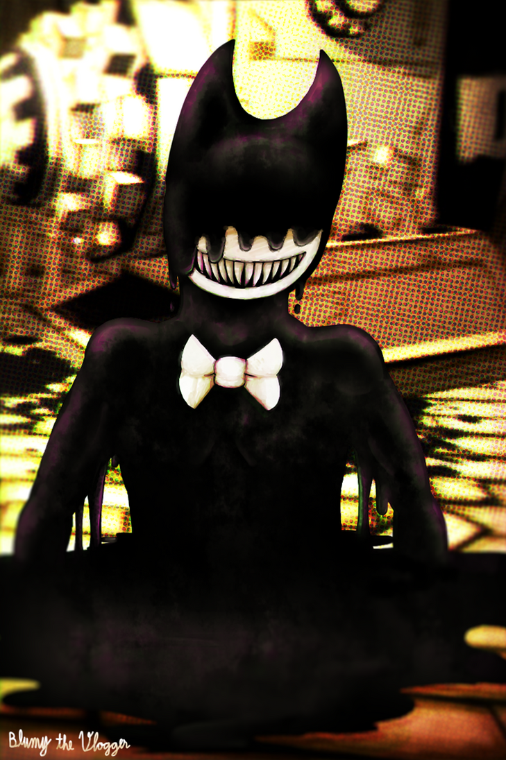 what is bendy and the ink machine