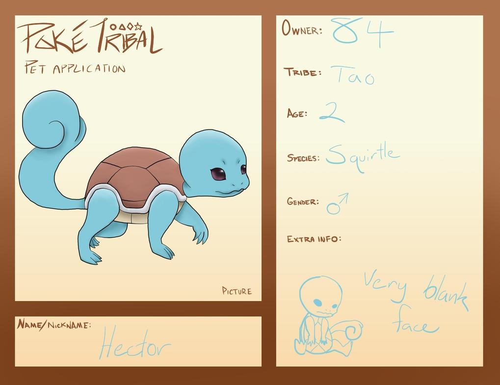 PT: Hector by RyuKiraXKHX