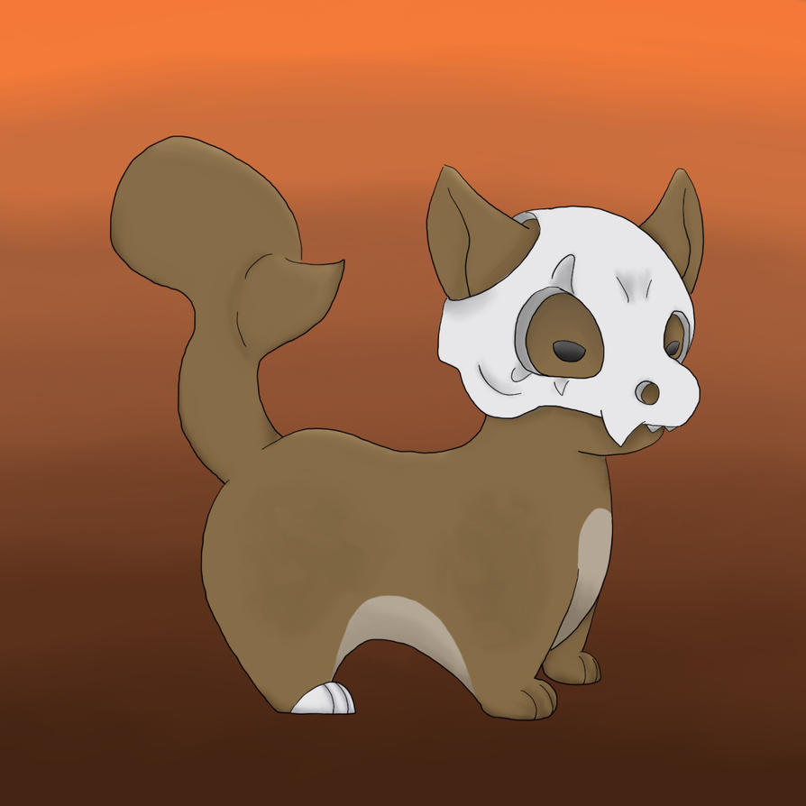 P-F: Chintz Chibi Cat by RyuKiraXKHX