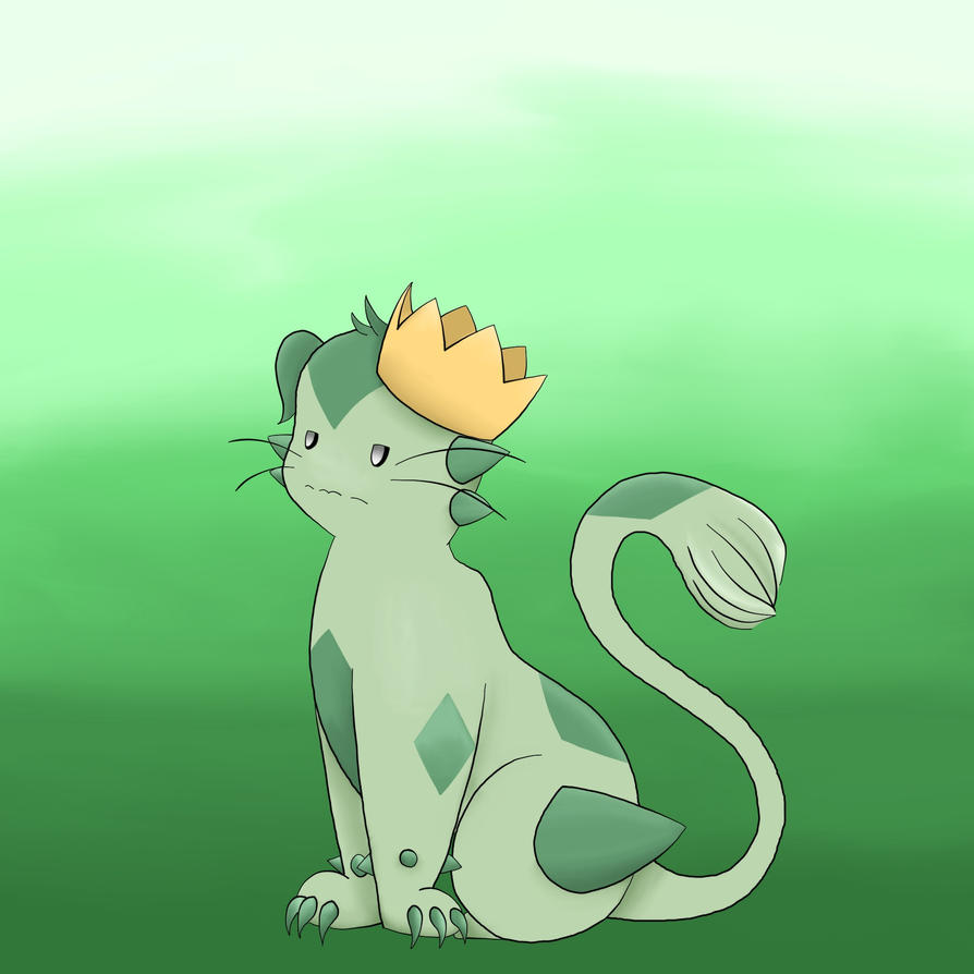 P-F: Zillian Chibi Cat by RyuKiraXKHX