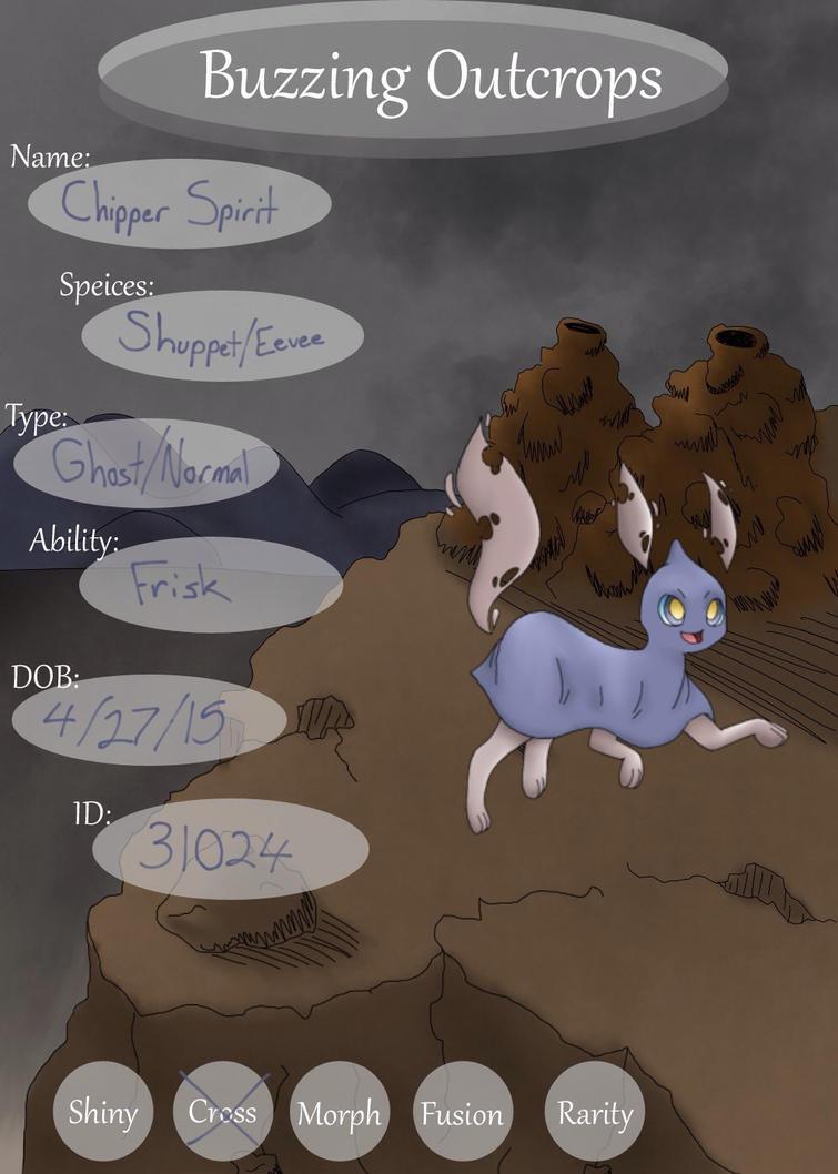 BO: Chipper Spirit by RyuKiraXKHX